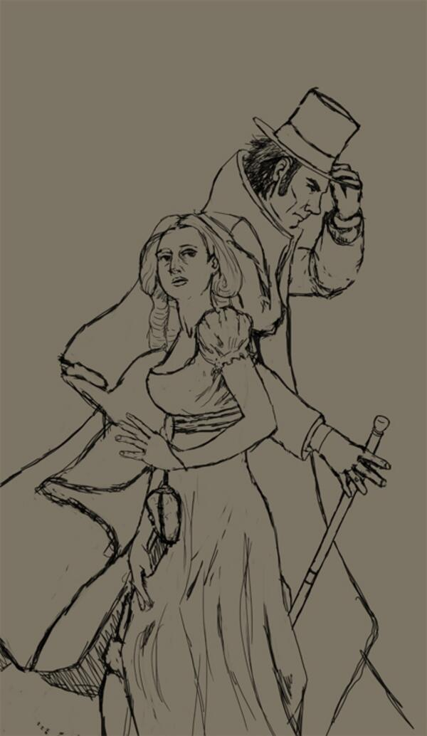 GothicRomanceSketch2