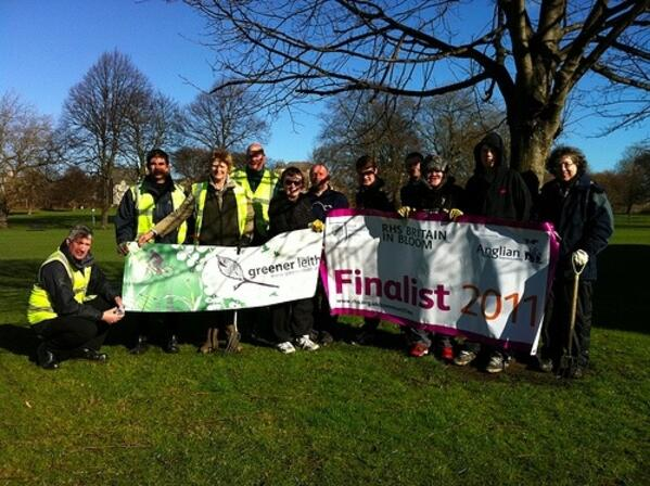 Pilrig Park Launch