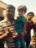 Mohanad and child