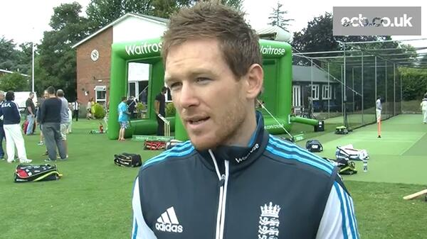 Eoin Morgan Open Day 1280