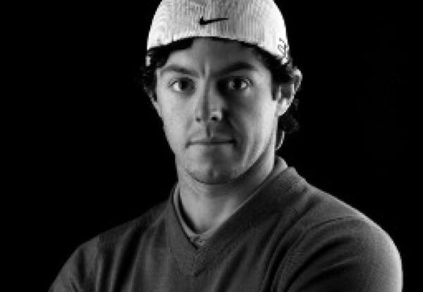McIlroy stern look BlkWht pic his website