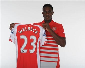 welbeck pic arse