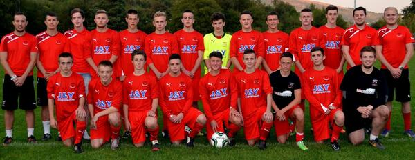 Ton Pentre Youth Team 2014.2015