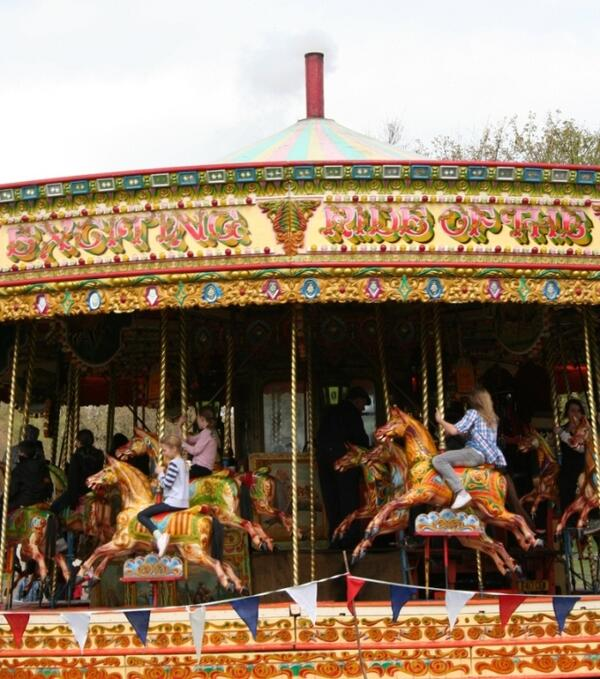 steam gallopers