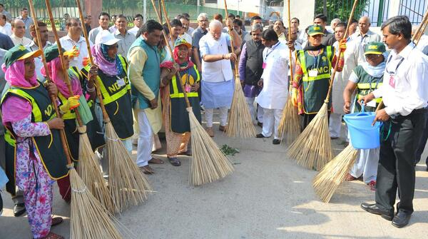 modicleanliness