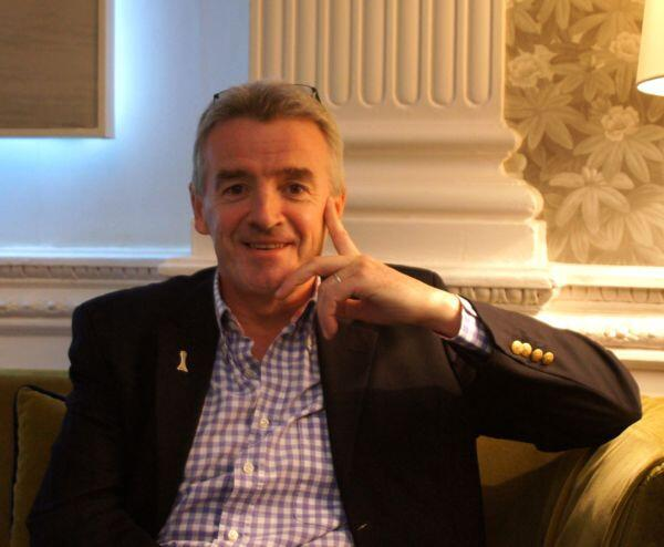 TER Michael O Leary