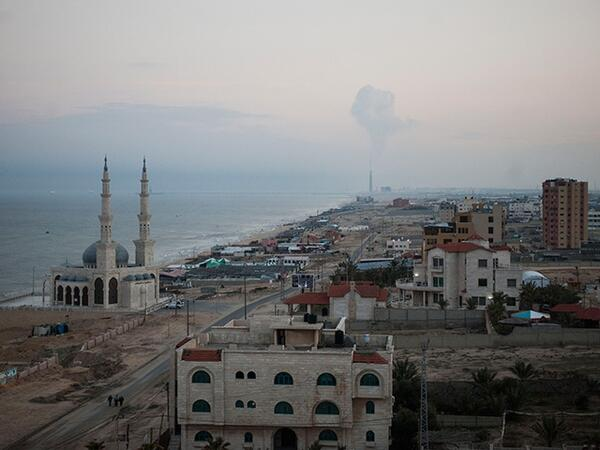 gaza-city-outskirts