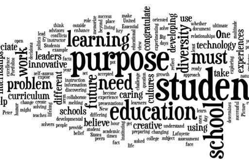 essay on the purpose of education in life An essay is, generally, a piece formal essays are characterized by serious purpose, dignity, logical organization for the rest of his life.