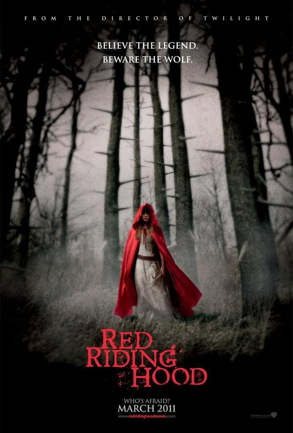 red riding hood poster01