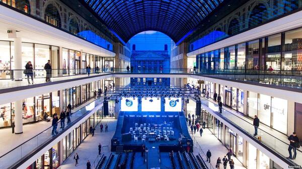 Mall of Berlin REUTERS ready to publish
