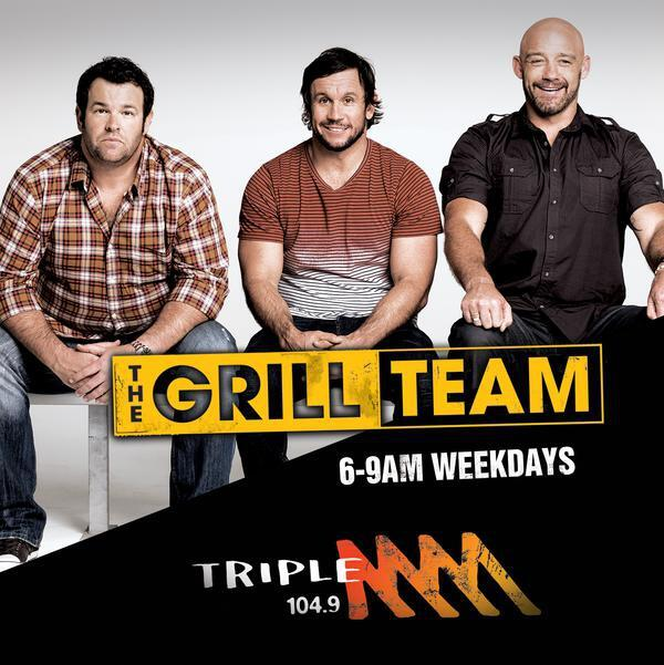 Grill Team Podcast Image