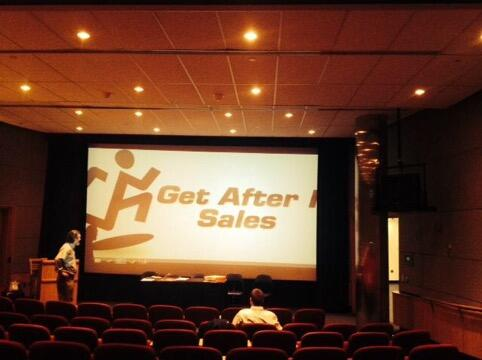 Get After It Sales conference pic 2