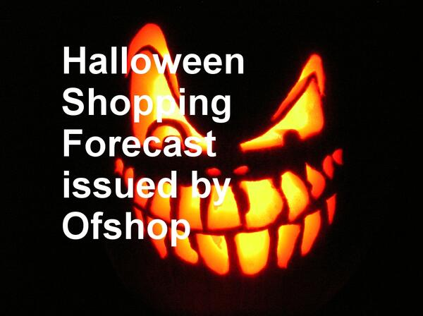 halloween shopping forecast