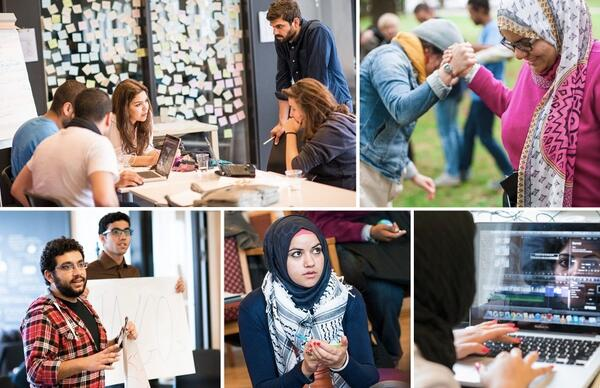 Cursor and Young Leaders Visitors Programme YLVP Swedish Institute