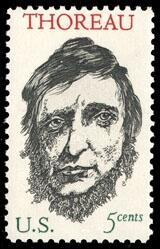 Thoreau1967stamp