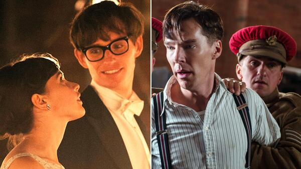 Theory of Everything The Imitation Game SPLIT 1