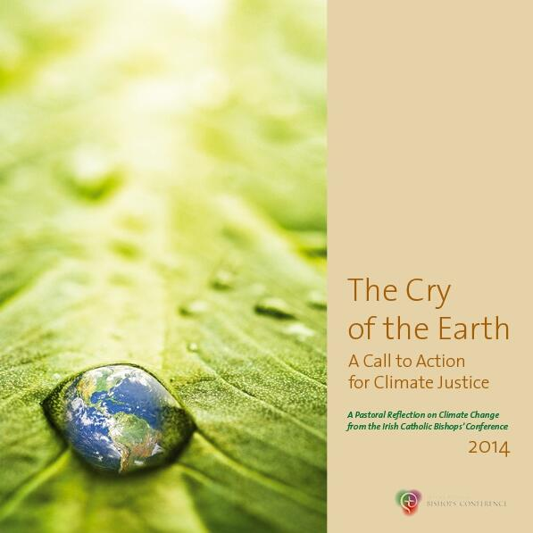 The Cry of the Earth A Call to Action for Climate Justice cover