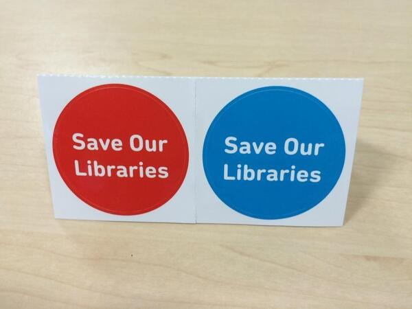 SaveOurLibraries