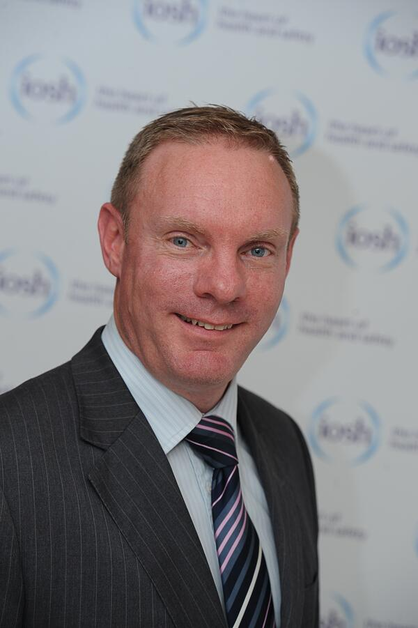 John Boyle Chair Food and Drink Group