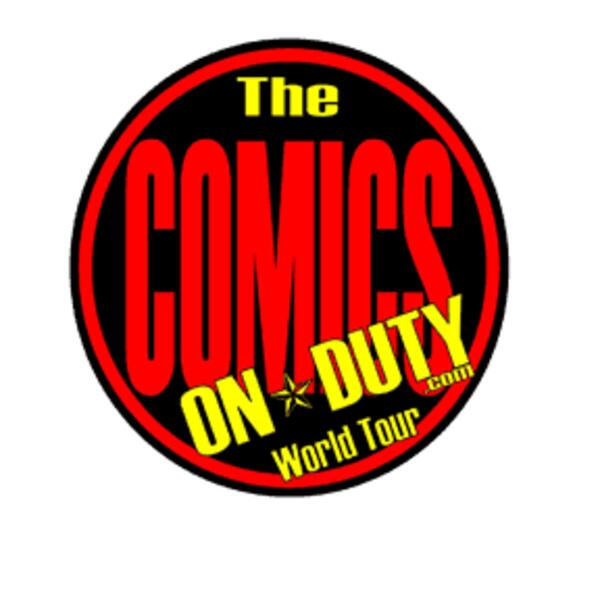 ComicsOnDutyLogo