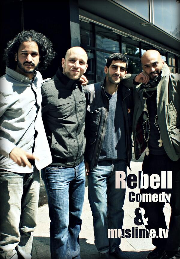 RebellComedy muslimetv