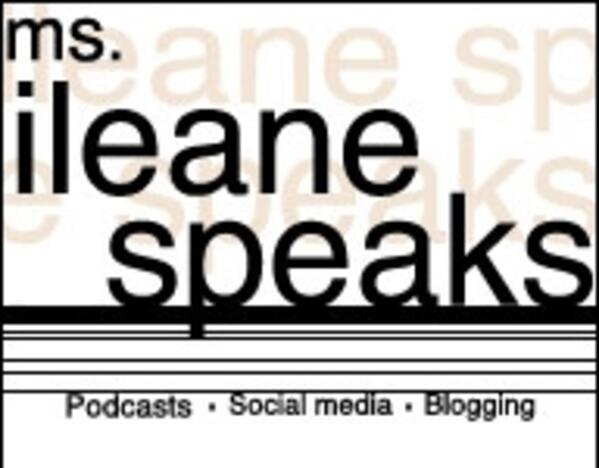 logo ms ileane speaks