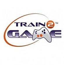 Train2Game logo