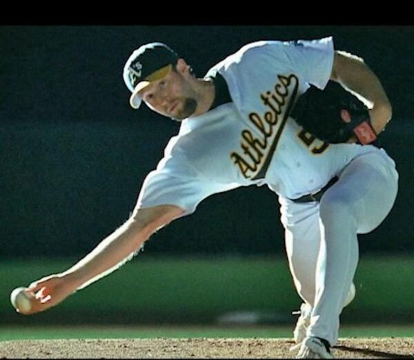 Casey Bond as Chad Bradford in MONEYBALL