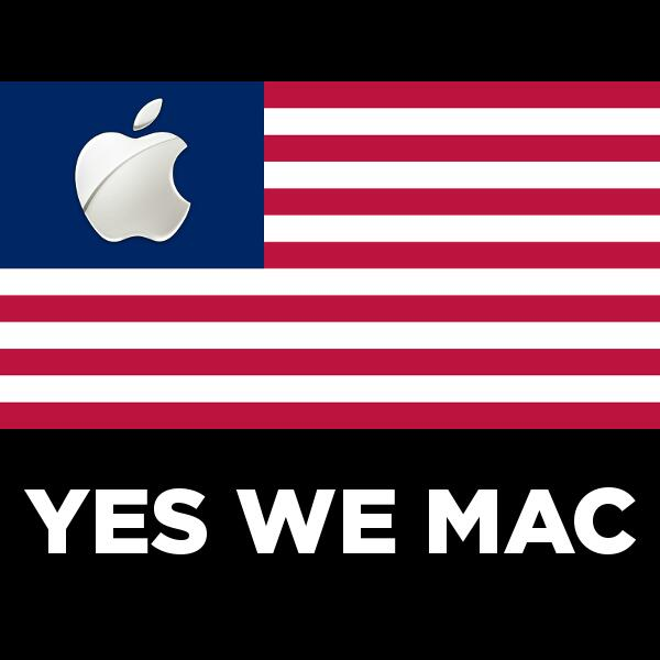 iAmerica Yes We Mac