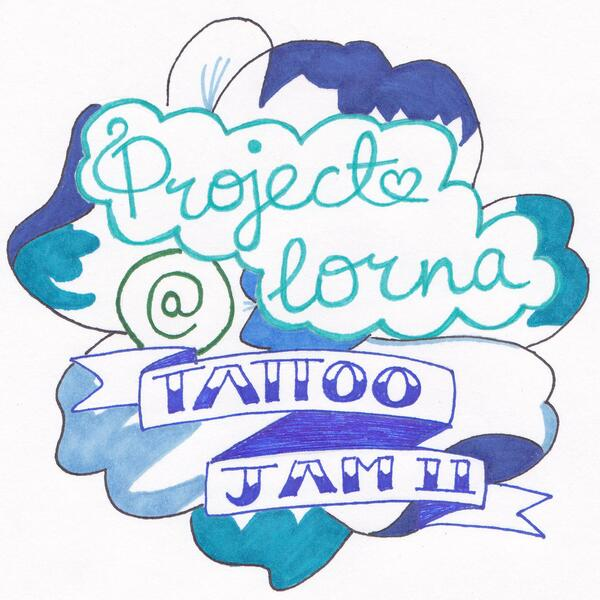 Tattoo Jam Logo for AB
