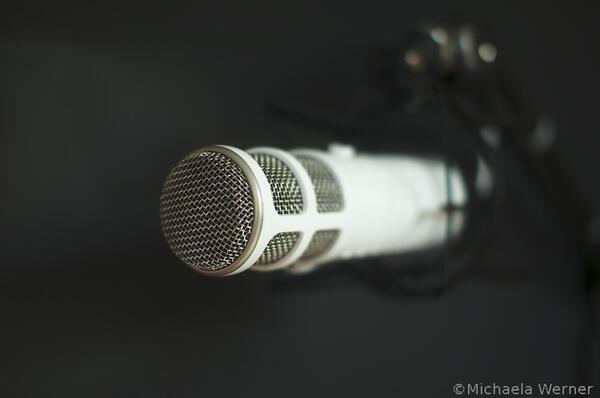 Mikrofon Podcaster 2