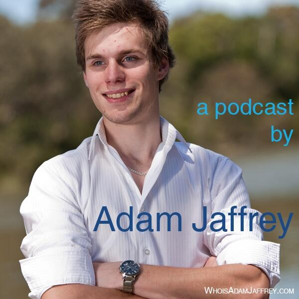 Adam-Jaffrey-DP podcast