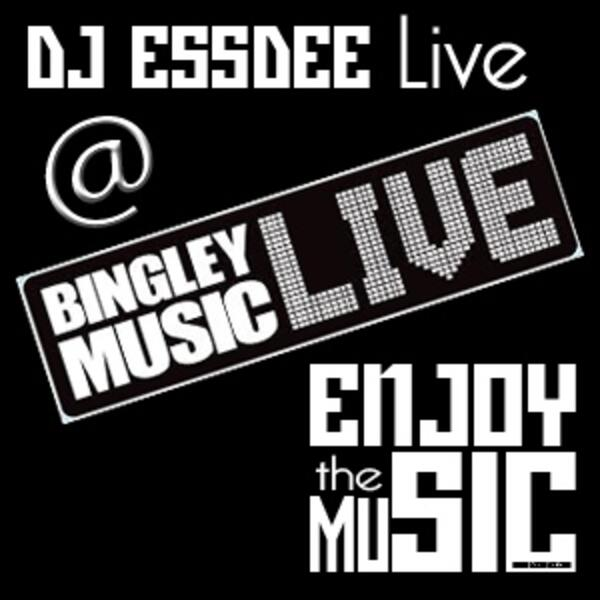 DJ esSDee Live at Bingley Music Live 2011