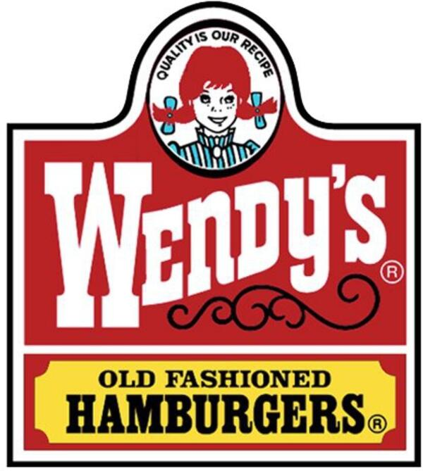 WENDYS LOGO