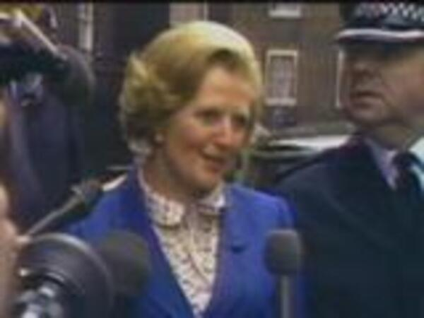 Margaret Thatcher 1979