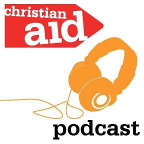 Podcast Square orange