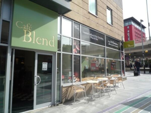 Cafe Blend Birmingham