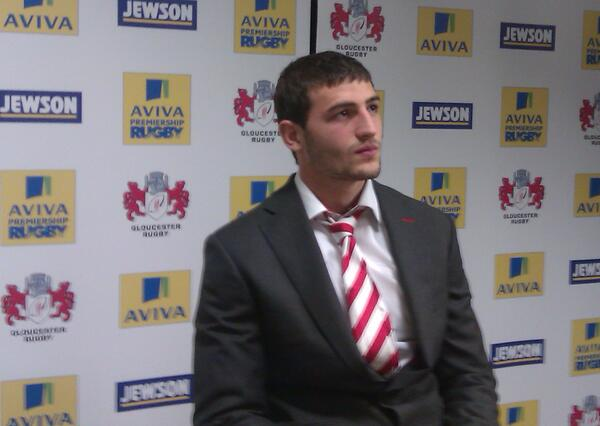 Jonny May Press