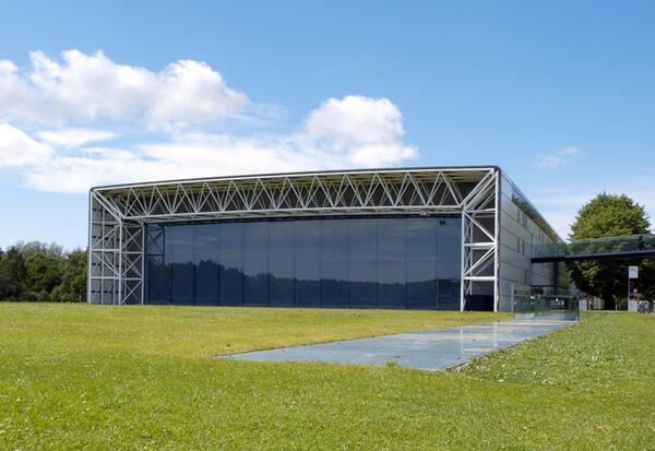 Sainsbury Centre building image