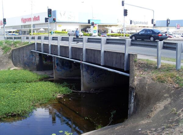 ducks creek drain road shopping centre