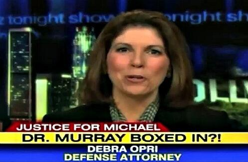 Debra Opri Showbiz 10.26.11