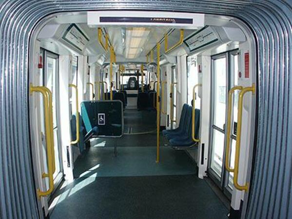 Tram Interior