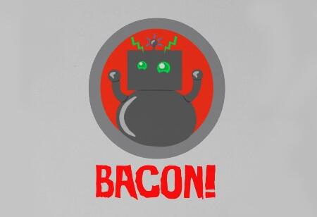 bacon robot