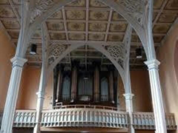 ennis choir organ