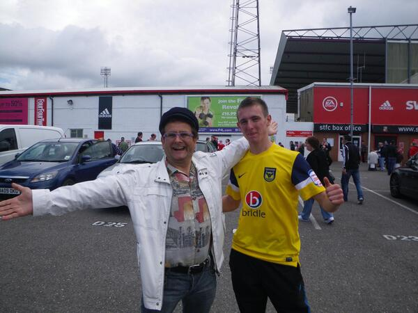 Swindon v Oxford August 21st 2011 002