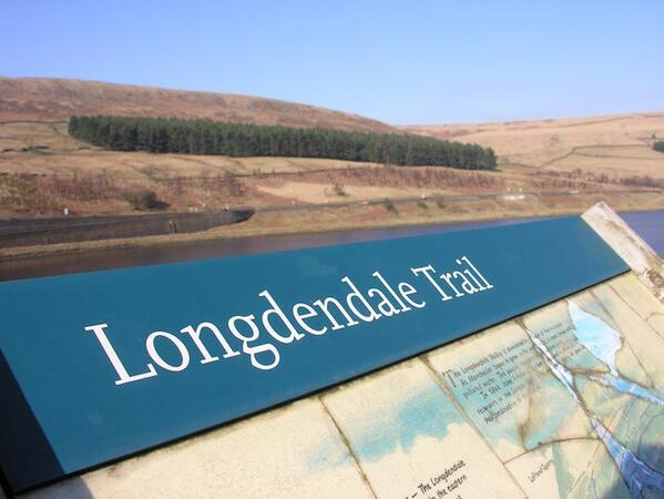 Peak District Longendale Trail