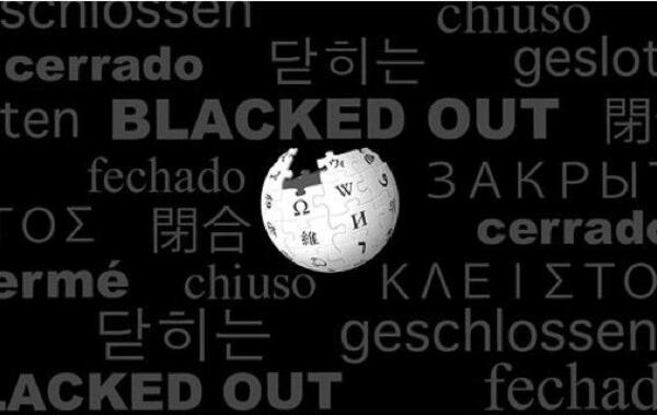 Wikipedia Reddit plan site blackouts in SOPA protest - Jan. 16 2012