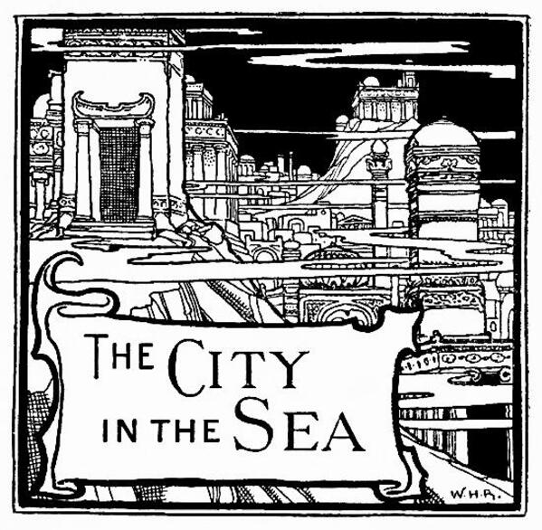 city in the sea