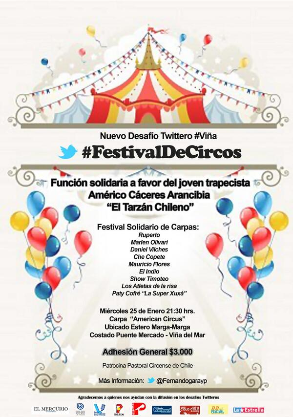 FestivalDeCircos