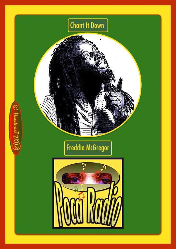 Chant It Down - Freddie McGregor
